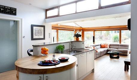 Kitchen Tour: A Green Oak Extension Floods Light into a Family Room
