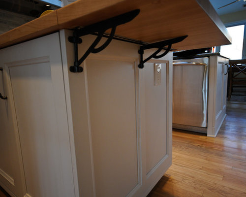 Flip Up Countertop Home Design Ideas, Pictures, Remodel and Decor