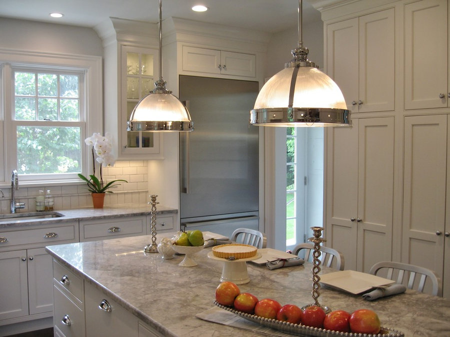 Bright Bronxville Transitional