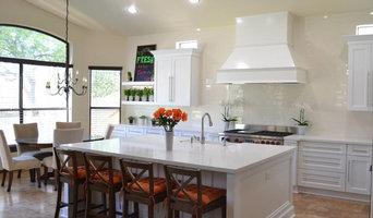 Bright Cheerful Kitchen