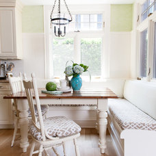 Traditional Kitchen by Christina Byers Design
