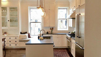 Bright Cozy Kitchen