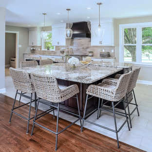Bright Eclectic Kitchen Design - New Hope
