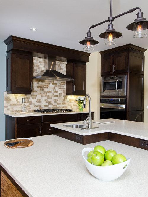 Kitchen Design Ideas Renovations Photos With Cork Flooring