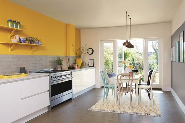 Contemporary Kitchen by Dulux Amazing Space