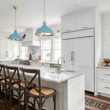 Bright Kitchen Renovation - Atlanta