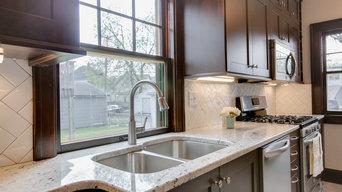 Bright Modern Kitchen Remodel