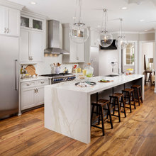 open galley kitchens