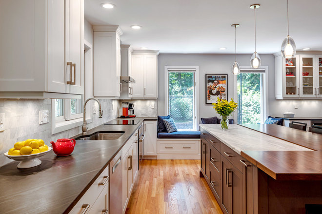 Transitional Kitchen by The Kitchen Company