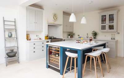 Kitchen Tour: Classic meets Contemporary in an Edwardian Terrace