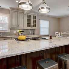 Traditional Kitchen by Reliance Design Build