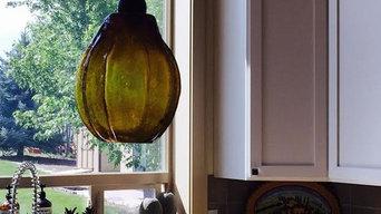Bright Spanish Style Kitchen