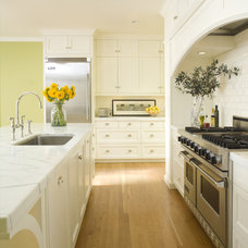 Traditional Kitchen by Koch Architects, Inc.  Joanne Koch