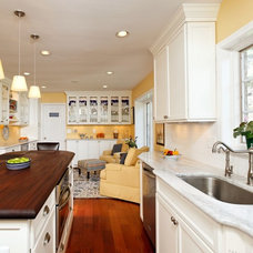Traditional Kitchen by Michael Nash Design, Build & Homes