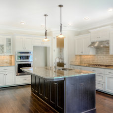 Traditional Kitchen by Steve Jensen Homes