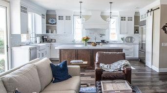 Brio Circle | Transitional Home Design