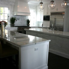 Contemporary Kitchen by Brooke Wagner Design