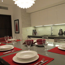 Traditional Kitchen by Lorena Interiors