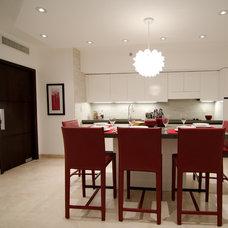 Contemporary Kitchen by Lorena Interiors