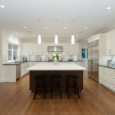 Contemporary Kitchen by Karnak Pro Builders