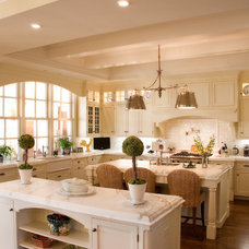 traditional kitchen by Village Architects AIA, Inc.