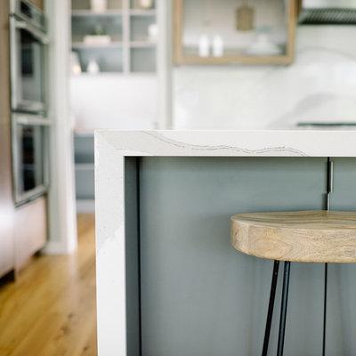 Contemporary Kitchen by Cambria