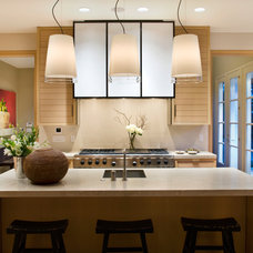 Contemporary Kitchen by Pacific Peninsula Group