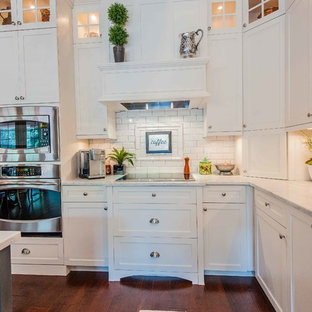 how to tile a kitchen countertop canister drawer houzz 8919