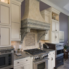 Traditional Kitchen by Moline James E Builders Inc