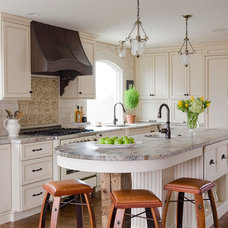 Traditional Kitchen by Kitchen Cove Cabinetry & Design
