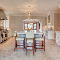 Broadmoor Kitchen with Beverly Bradshaw Interiors - Cabinet design by: Collaborative Interiors/