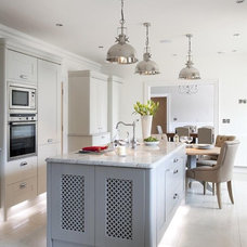 Transitional Kitchen by Fearon Bros