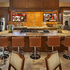 Contemporary Kitchen by KDS Interiors, Inc.