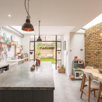 Brockley -Kitchen extension
