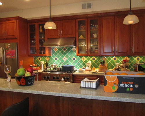 Mexican Tile Backsplash Ideas Pictures Remodel And Decor