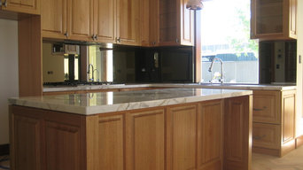 Bronze Splashback