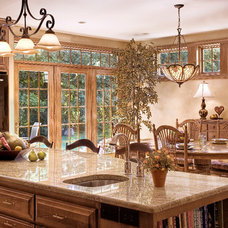 Traditional Kitchen by Wallner Builders