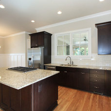 Craftsman Kitchen by Kevin Aycock Homes
