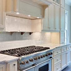 Traditional Kitchen by Blake Shaw Homes, Inc