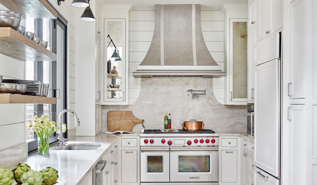 Houzz Call: Show Us Your Creative Range Hood