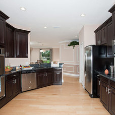 Traditional Kitchen by Crown Community Development Florida