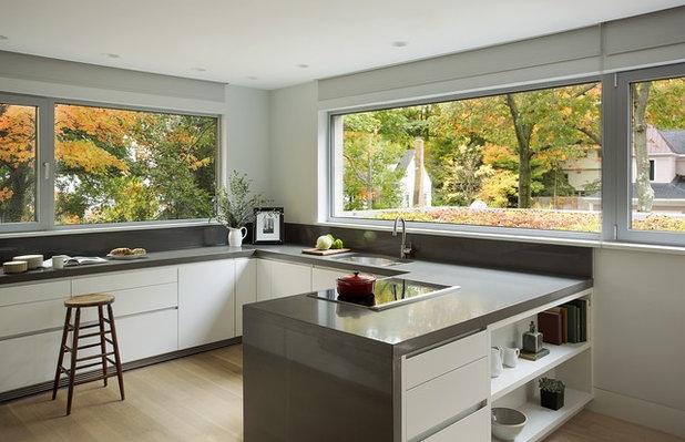 Luft nach oben: 9 Einrichtungstipps für niedrige Küchen
