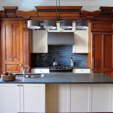 Traditional Kitchen by Neuhaus Design Architecture, P.C.