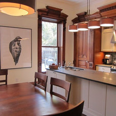Traditional Kitchen by Neuhaus Design Architecture, P.C.