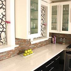Contemporary Kitchen by Pierreless Design Build