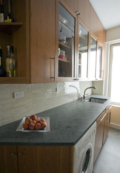Modern Kitchen by Barton Designworks, Architecture PC