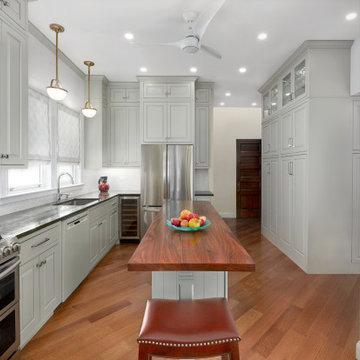 Brooklyn Kitchen Redesign