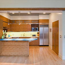 Modern Kitchen by Eisner Design LLC