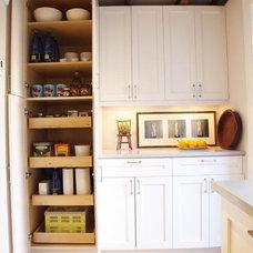 Eclectic Kitchen by Josephine Design LLC