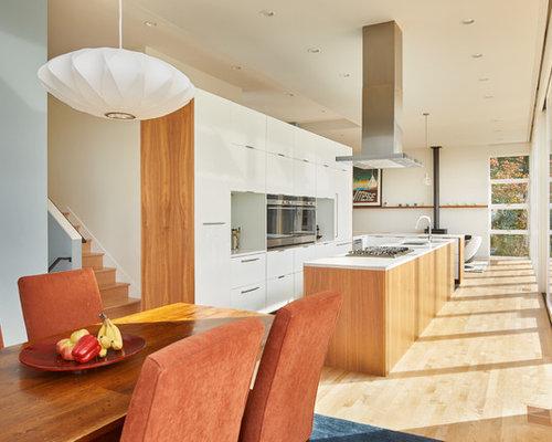 inspiration for a midcentury modern kitchen remodel in seattle - Mid Century Modern Design Ideas